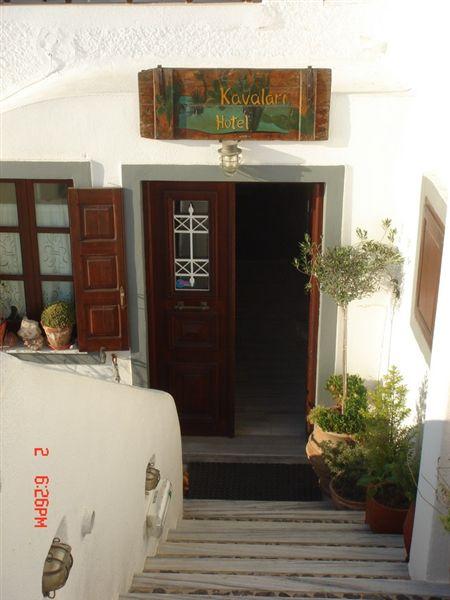 santorini某旅館門口