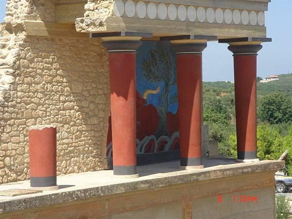 crete--Knossos遺址