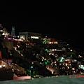 santorine夜色