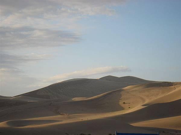 敦煌鳴沙山