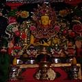 拉不楞寺內的酥油神像