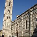 0818聖母百花教堂與喬托鐘塔