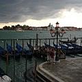 0815-威尼斯  港口