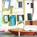 0816-威尼斯 Bunano島