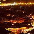 麗江燦爛的夜景