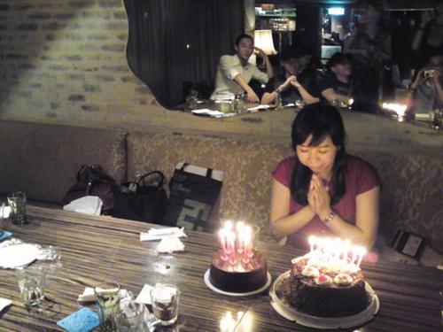 30歲的生日