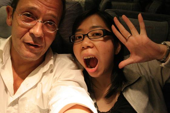 with Eldert
