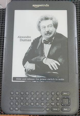 Amazon Kindle 3-19
