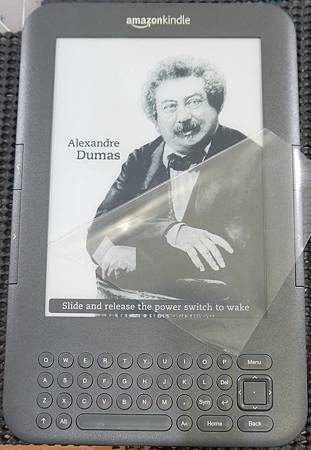 Amazon Kindle 3-20