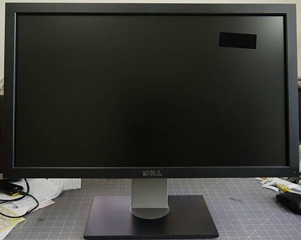"Dell U2711 27""桌上型LCD螢幕貼頂級AR鍍膜"