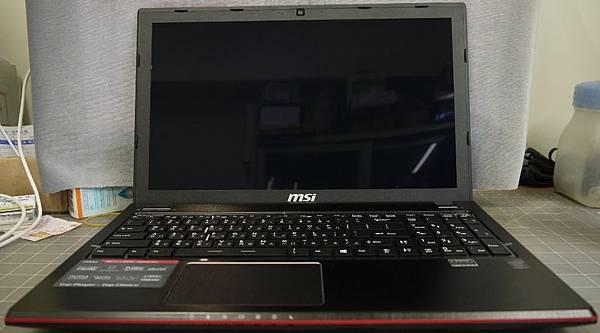 MSI GE60-1