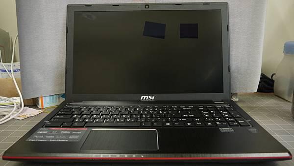 微星MSI GE60 筆記型電腦貼頂級AR鍍膜