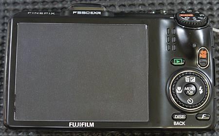FujiFilm F550 EXR