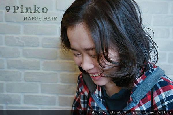 【短髮捲】短い髪の女の子