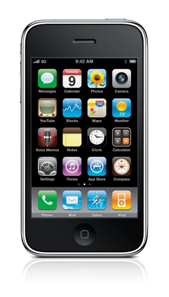Apple iPhone 3GS 第3代手機