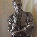 夏洛克的雕像