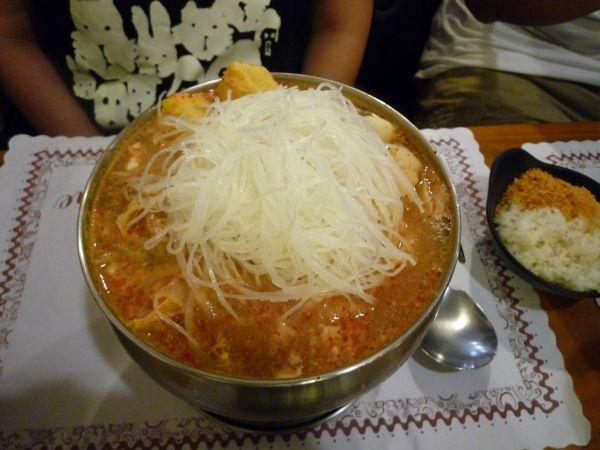 泡菜鍋(小辣)