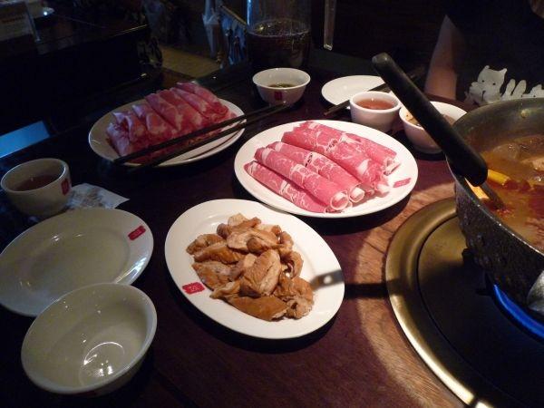 牛、豬、大腸頭