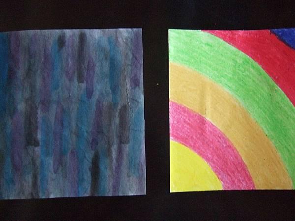 色彩--天氣