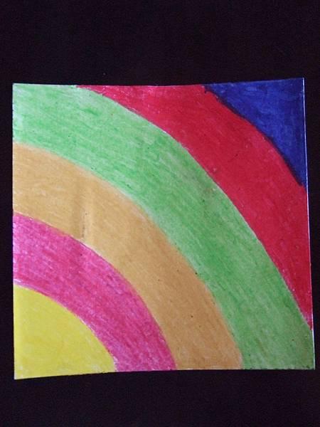 色彩--天氣(彩虹)