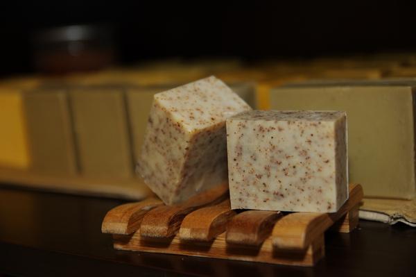 甜杏仁桂花皂