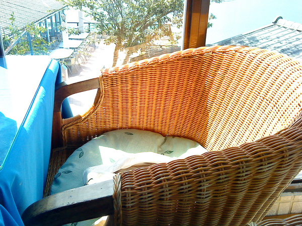 一個人的椅子
