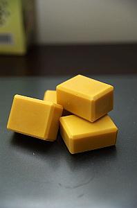 蜂蜜薄荷馬賽皂1