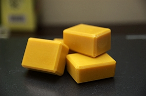 蜂蜜薄荷馬賽皂2