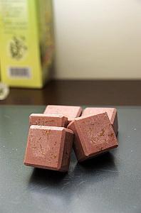 粉紅金盞迷迭香皂2