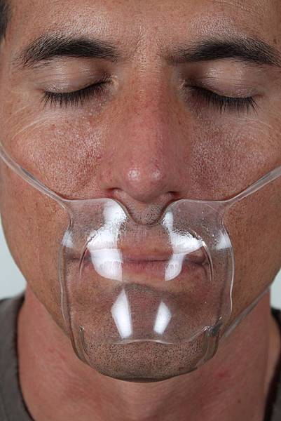 snore away mask