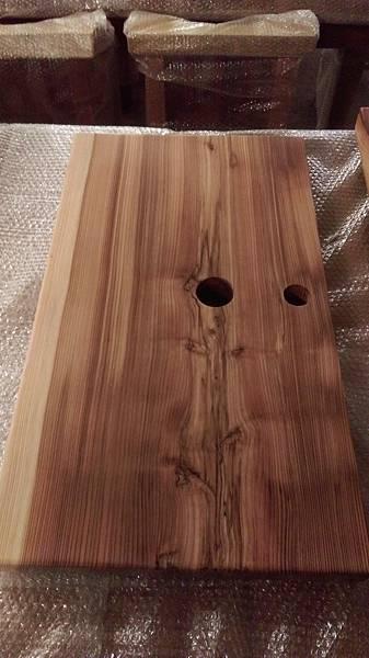 柳杉洗手檯面