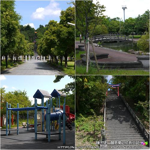 員山公園F3