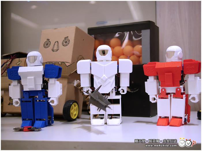 廢材機器人