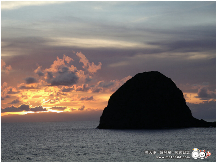 奇岩-饅頭岩