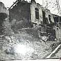 賽洛瑪颱風摧殘後之英領事館廳門