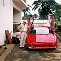 非州第2000世酋長之帥車