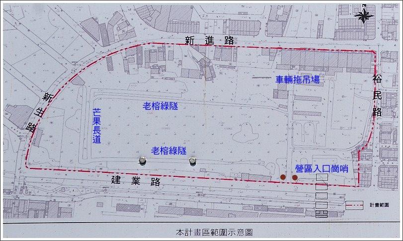 長勝營區綠色隧道22.JPG