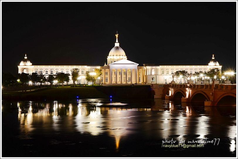 奇美博物館夜景14.JPG