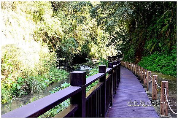 水濂洞水濂橋步道
