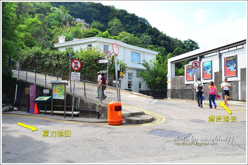 香港太平山頂環迴步行徑02