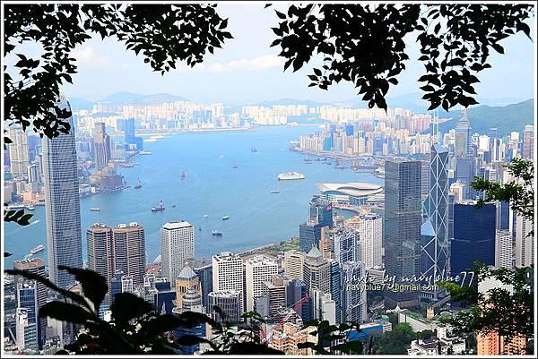 香港太平山頂環迴步行徑07