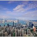香港太平山頂環迴步行徑08