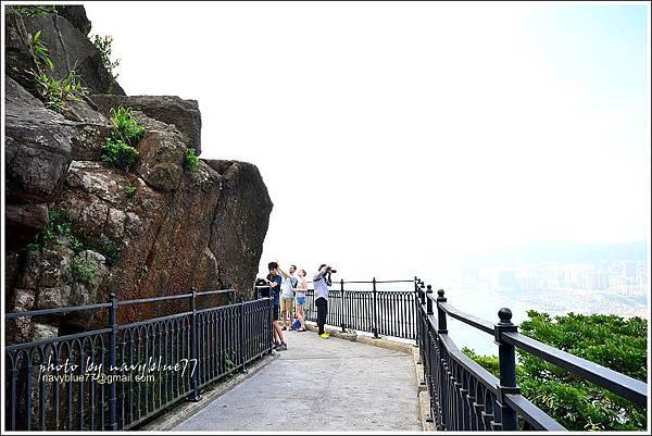 香港太平山頂環迴步行徑10
