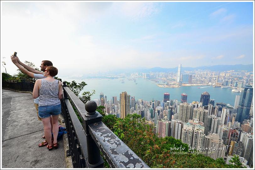 香港太平山頂環迴步行徑11