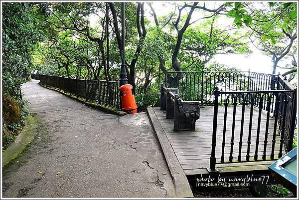 香港太平山頂環迴步行徑14