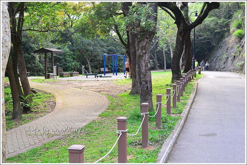 香港太平山頂環迴步行徑20
