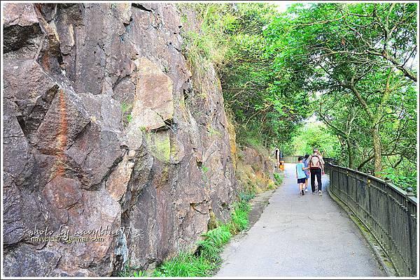 香港太平山頂環迴步行徑21