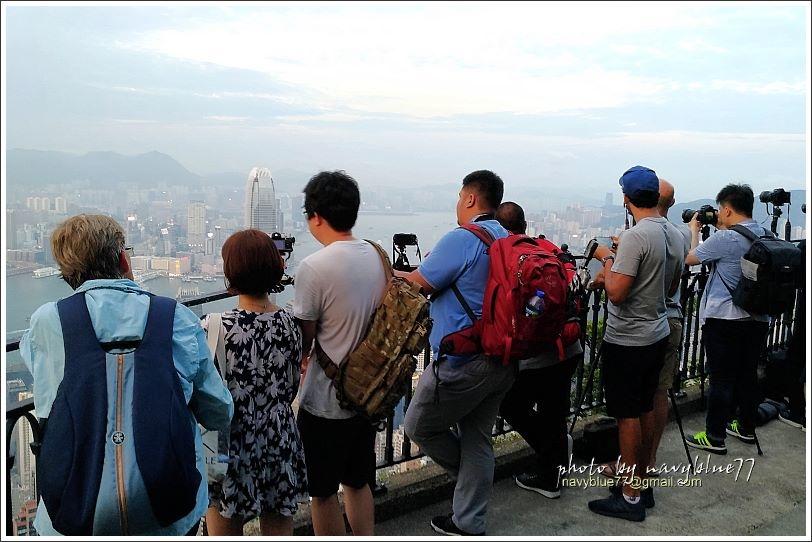 香港太平山夜景01
