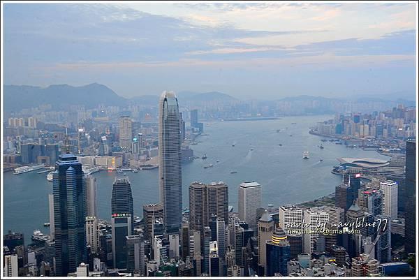 香港太平山夜景02
