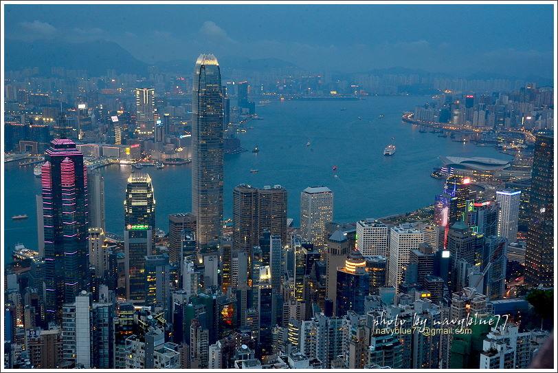 香港太平山夜景03
